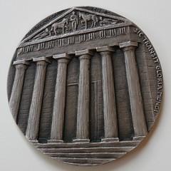 Sic Transit Medal Obverse