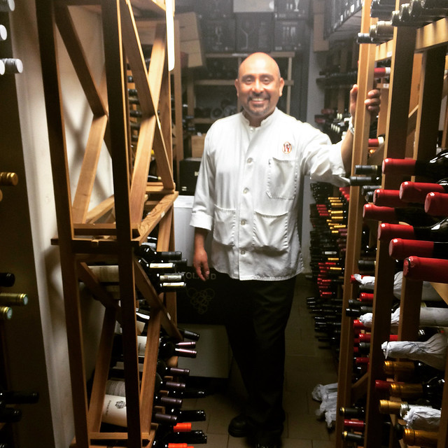 Witherspoon Grill Beverage Director, Will Rodriguez