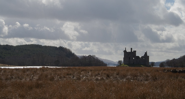 Chiltern Castle at Lochawe