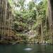 Piste, Mexico - Cenote Ik Kil by GlobeTrotter 2000