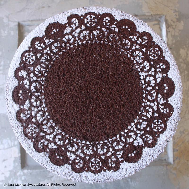 Dairy-free Chocolate Orange Cake
