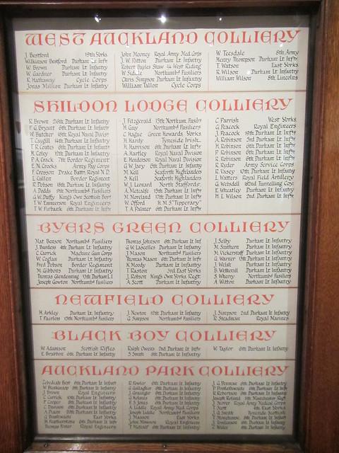 Auckland Park Colliery (1864 - 1946)