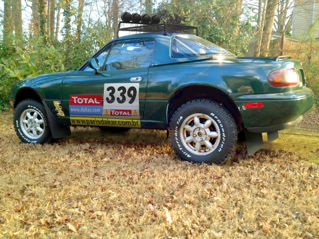 Lifted 1991 Brg Miata Open Classifieds Forum