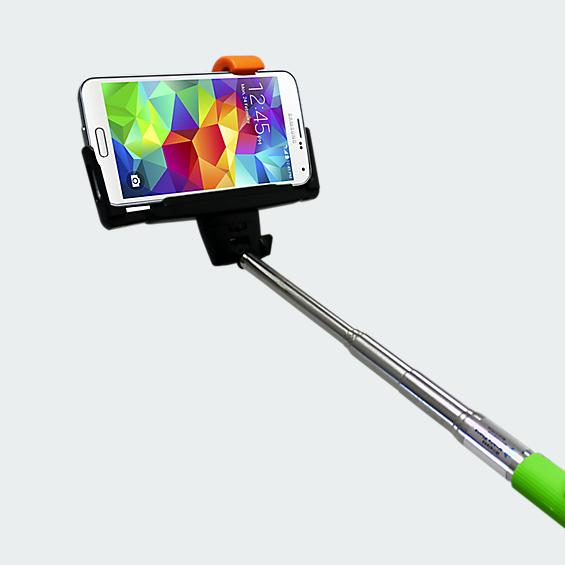 the selfie stick