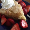 Breakfast. Strawberry Shortcake. Collaboration with Shannon White. #breakfast #cake #dessert #food #foodie #strawberries #shortcake #whipcream #goodeats #living #natural #flaky