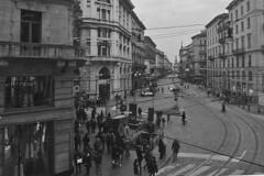 Milan - Via Dante