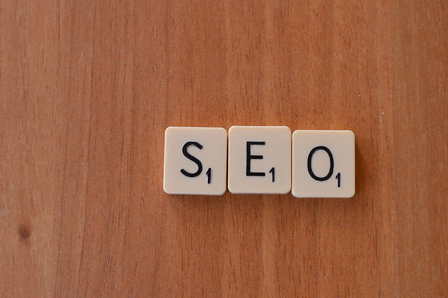 Photo:SEO Scrabble By:Jonathan Rolande