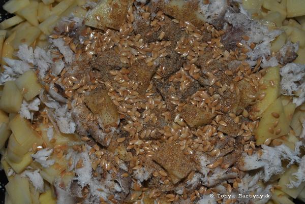 3 - Salema - приготовление блюда из салемы