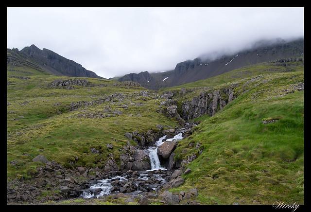 Qué ver en Stödvafjördur - Cascada de Stödvafjördur