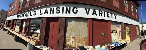 Horsfalls Variety Store - Lansing, IA 80/365