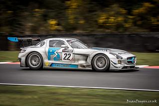 Mercedes AMG SLS GT3