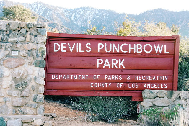 devil's punchbowl hike