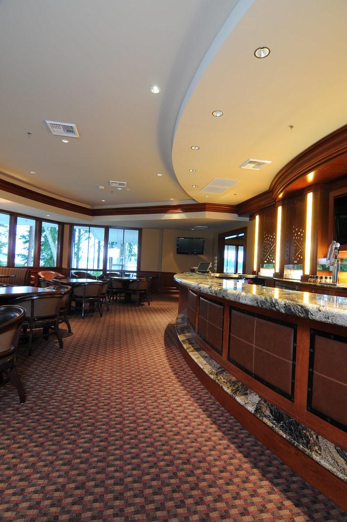 Tacoma golf country club bargreen ellingson restaurant