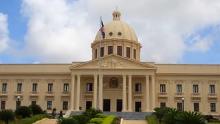 Dominican-Republic - Santo Domingo: Palacio Nacional
