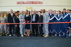 Functional Fitness Training Facility Ribbon Cutting Ceremony