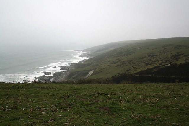 View back to Gara Point