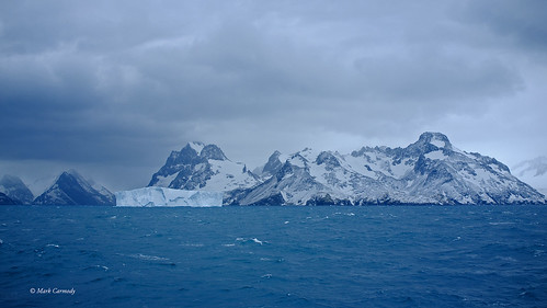 South Georgia & an Iceberg
