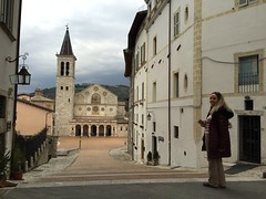 Spoleto main church