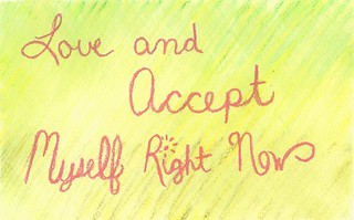 Love and Accept...