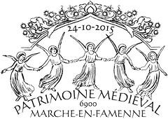 17 PATRIMOINE MÉDIEVAl Marche-en-F