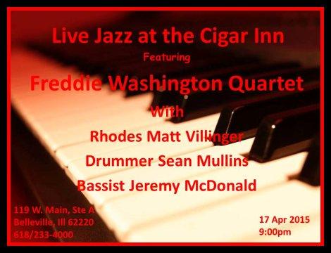 Cigar Inn 4-17-15