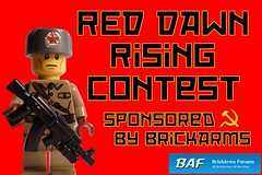 Announcing the BrickArms Forums Red Dawn Rising Contest