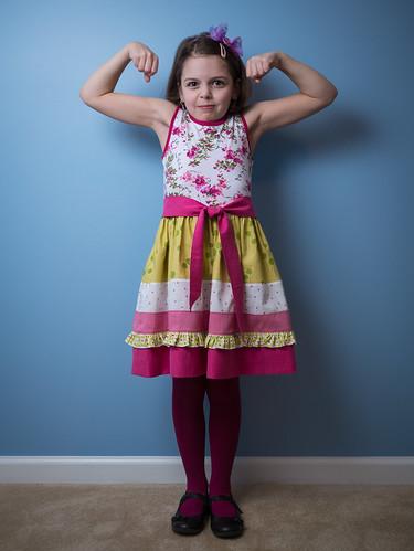 Muscle dress