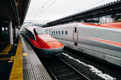 bullet train, metropolitan area, high-speed rail, vehicle, train, transport, rail transport, public transport, maglev, land vehicle,
