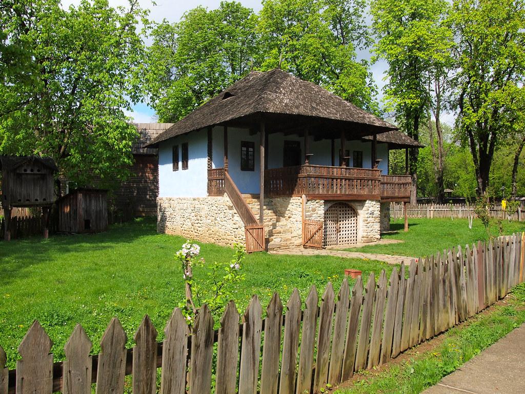 Village Museum in Bucharest, Romania