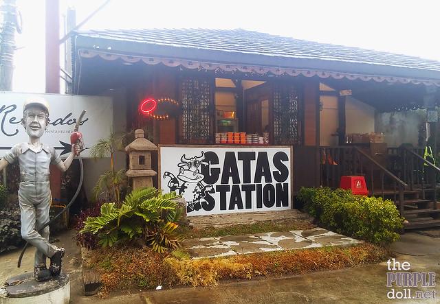 Gatas Station
