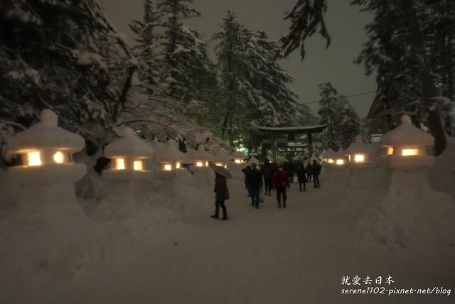 20150214米澤雪燈籠-10米澤雪燈籠-1330297