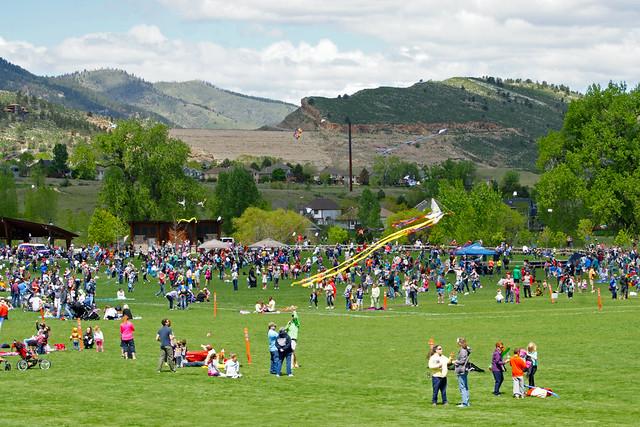 Kites in the Park 2015