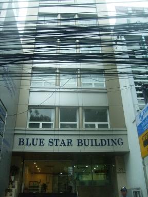Dự Án Bất Động Sản Blue Star Building