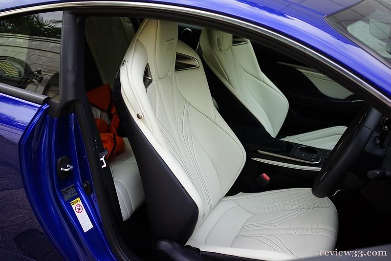 Lexus RCF 試駕