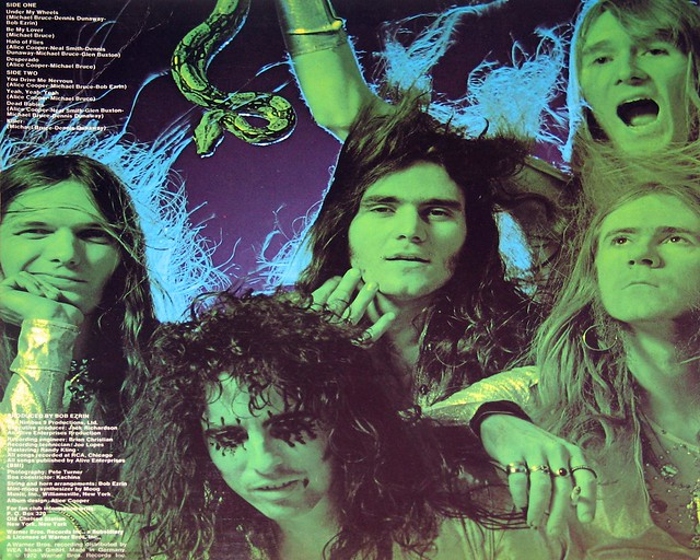 "Alice Cooper Killer 12"" VInyl LP"