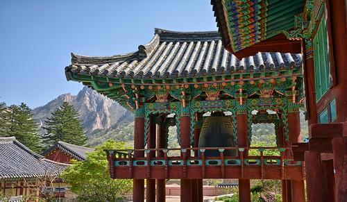 Bell Tower, Seoraksan National Park, South Korea