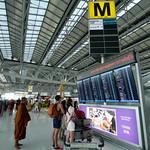 Transportation in Thailand: Suvarnabhumi International Airport