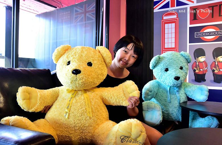 台中泰迪熊主題餐廳咖啡館05