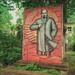 wandering in the the old soviet sanatorium of Soukhoumi ( Abkhazia )
