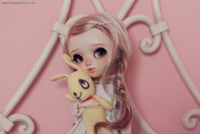 Moomin ♥ her doggy