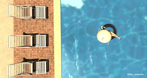 swimming pool .......