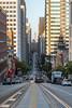 California Street, San Francisco by SNeequaye