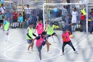 Escuela de deportes