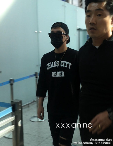Big Bang - Incheon Airport - 24sep2015 - xxxanna_xian - 09