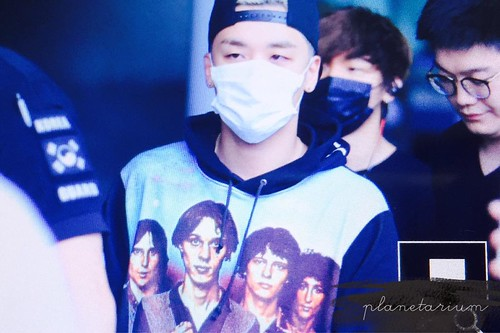 Big Bang - Incheon Airport - 13jul2015 - Planetarium_SR - 01