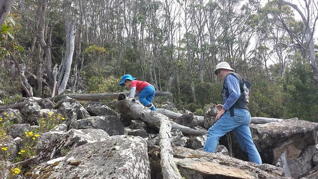 Climb every rock