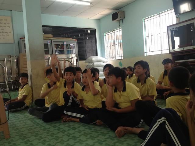 trường tình thương Lasan