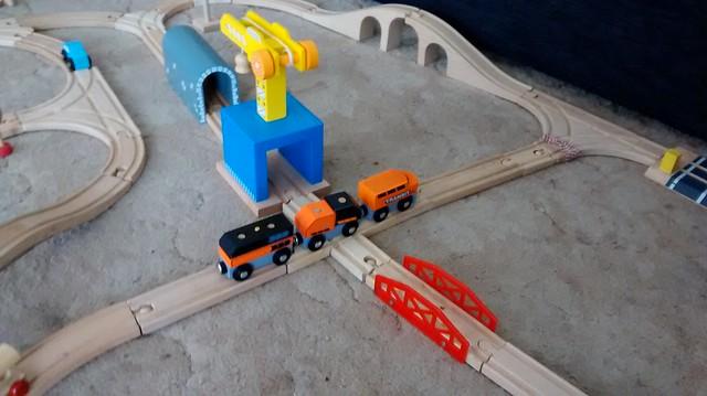 goods trains