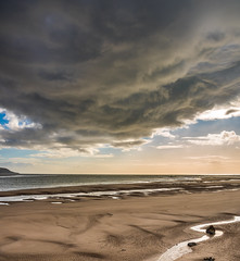 Angry Cloud, Barmouth