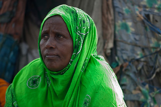Marayma Abdiwahab,Womens group coordinator in Koro Kebele, mother of one 12-year old daughter.